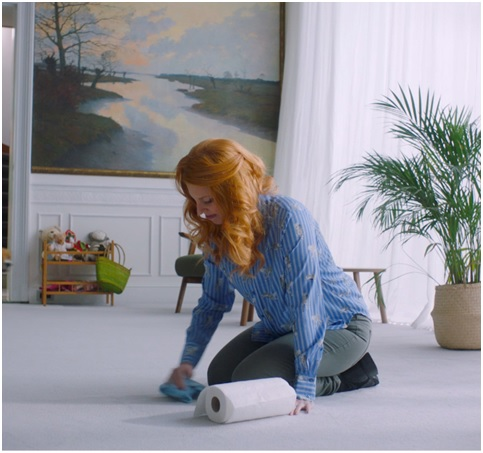 SmartStrand Forever Clean paklājs